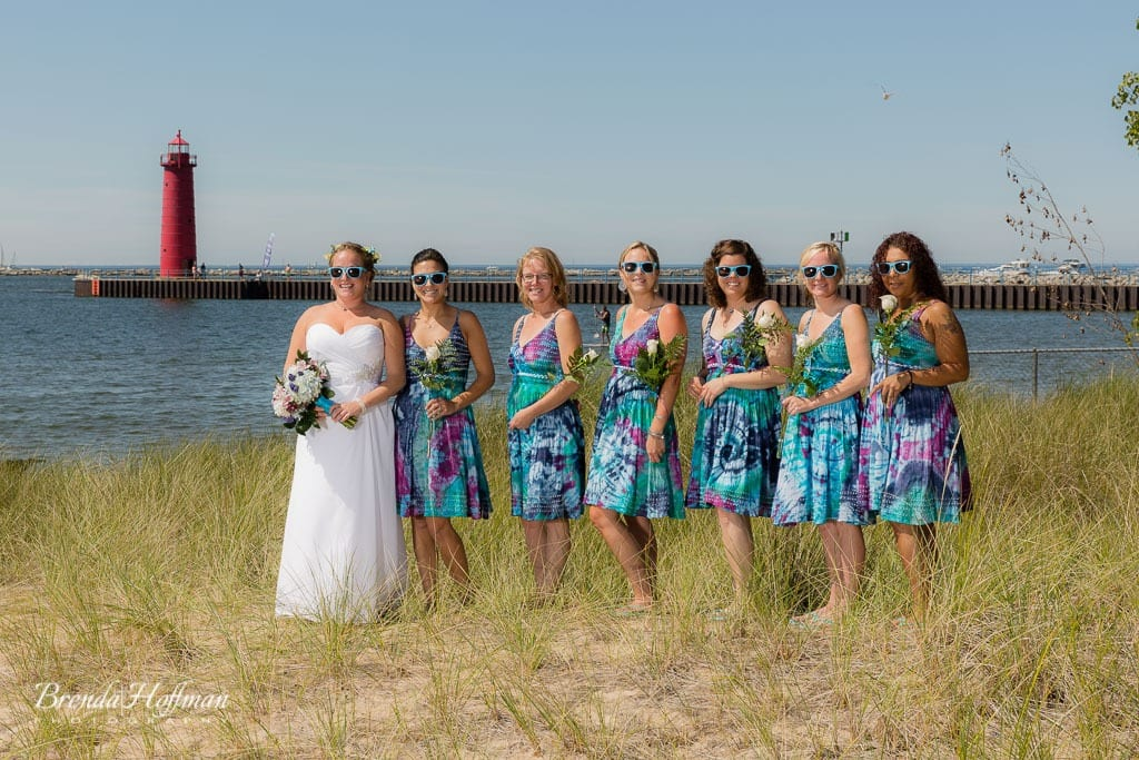 beach-wedding-muskegon-tie-dyed-haggars-hideaway-muskegon-country-club-trolly-013