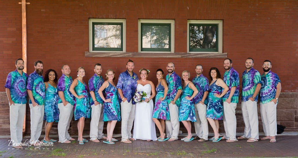 beach-wedding-muskegon-tie-dyed-haggars-hideaway-muskegon-country-club-trolly-017