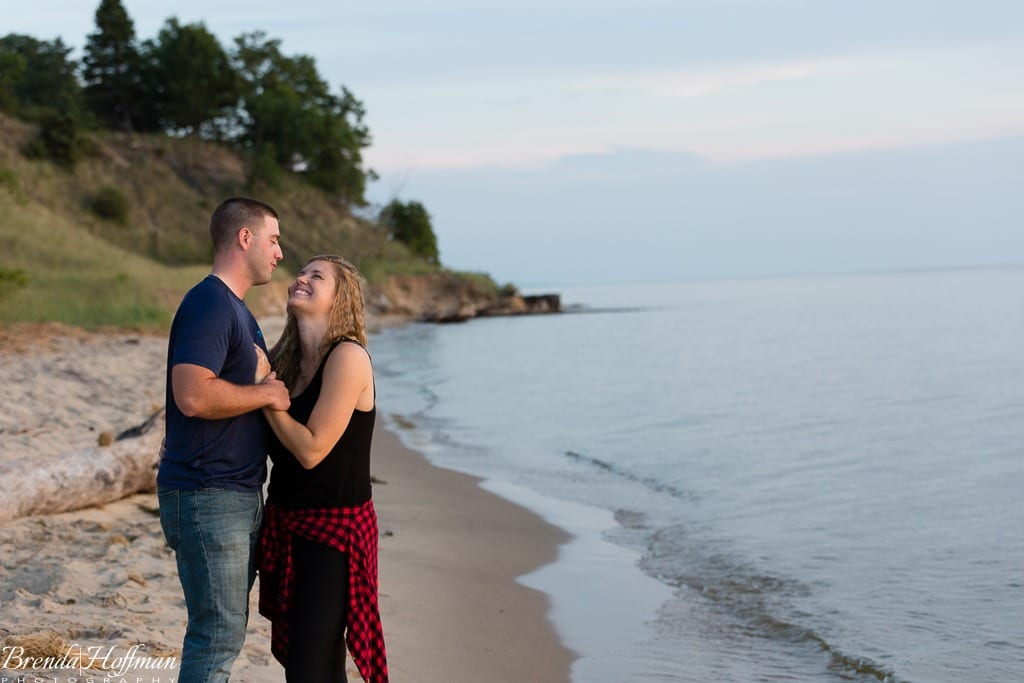 Rosy-Mound-Grand-Haven-Engagement-Photos-Sunset-15