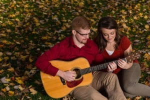 Grand-Haven-Central-Park-Engagment-fall-guitar (19)