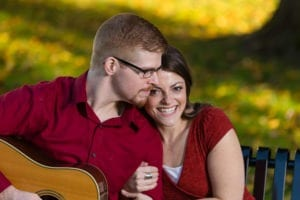 Grand-Haven-Central-Park-Engagment-fall-guitar (27)
