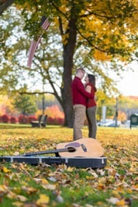 Grand-Haven-Central-Park-Engagment-fall-guitar (31)
