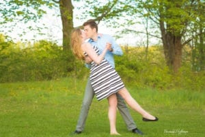 Grand Ravines Park Ottawa County Engagement photos session 11