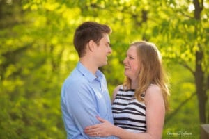 Grand Ravines Park Ottawa County Engagement photos session 2