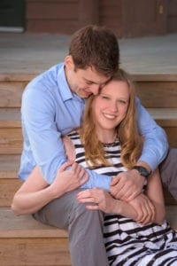 Grand Ravines Park Ottawa County Engagement photos session 6