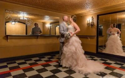 Frauenthal Theater Wedding – Muskegon, MI – M & W Sneak Peek