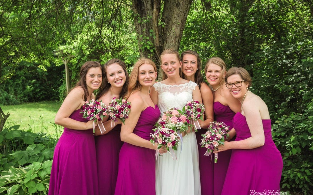 How to Choose Bridesmaids Dresses