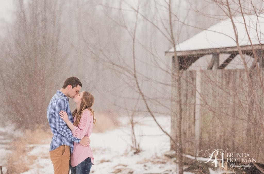 Grand Ravines Park Engagement Session