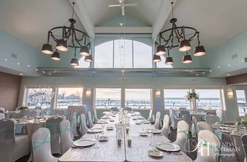 Shoreline Inn Muskegon Waterfront Wedding Venue