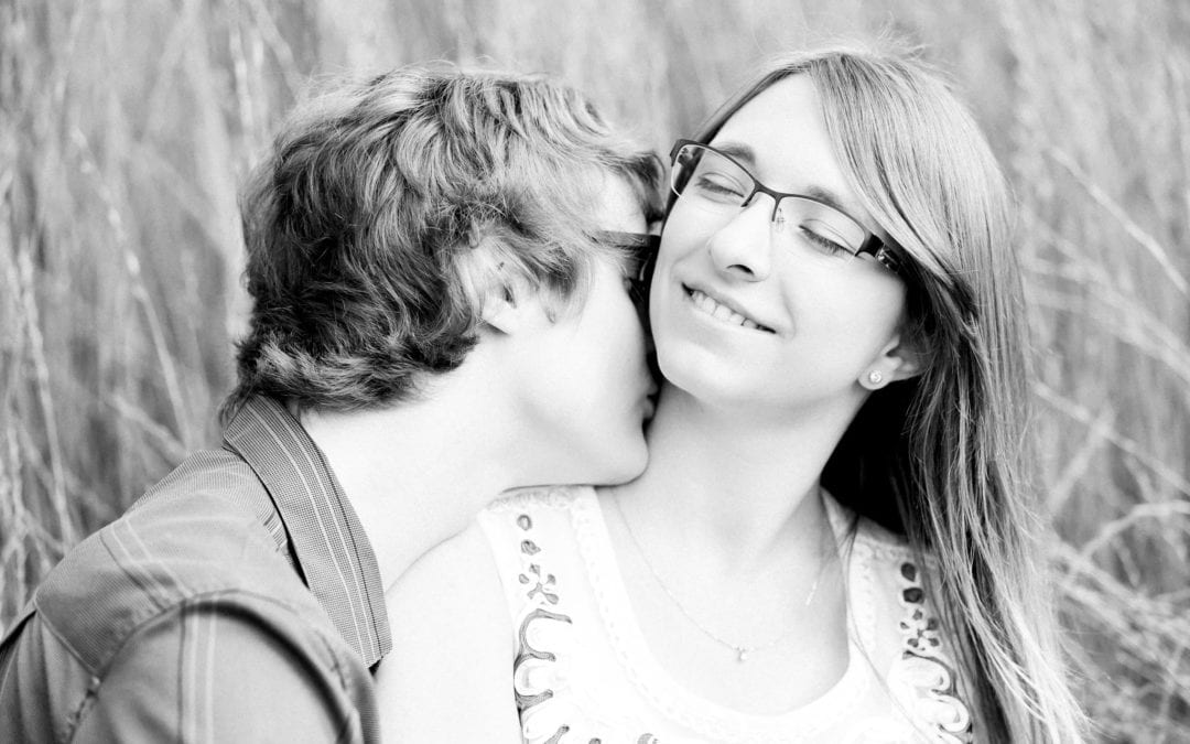 Engagement Photos – Grand Ravines North Covered Bridge