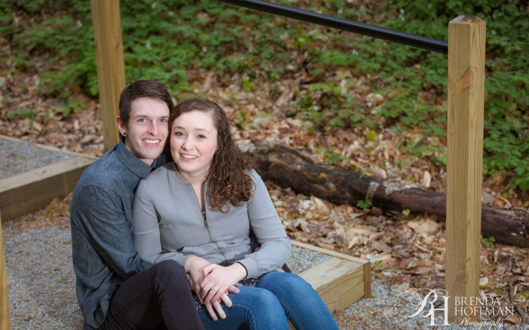 Rosy Mound Engagement – A & A