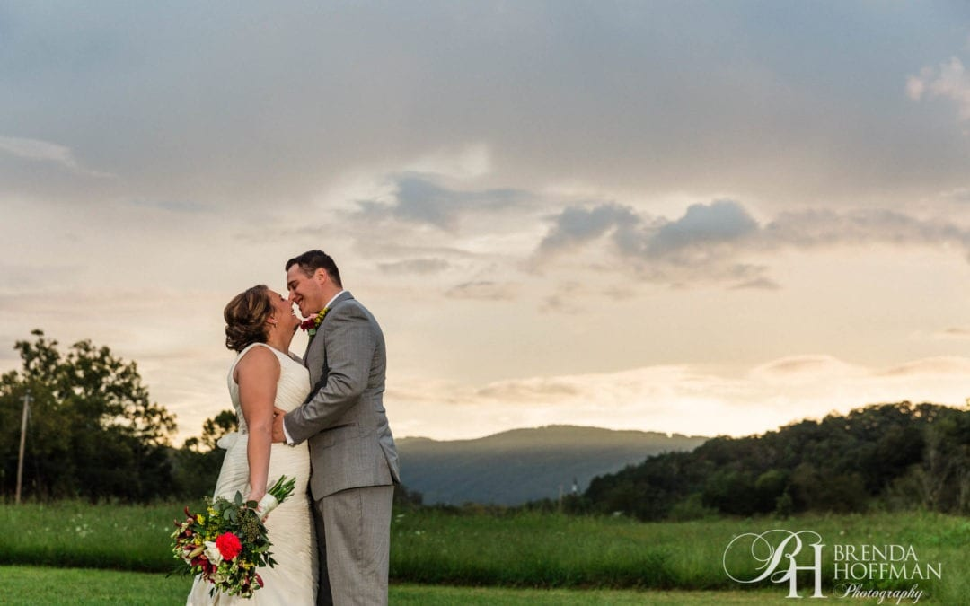 Petersburg West Virginia Wedding | Erin & Tyler