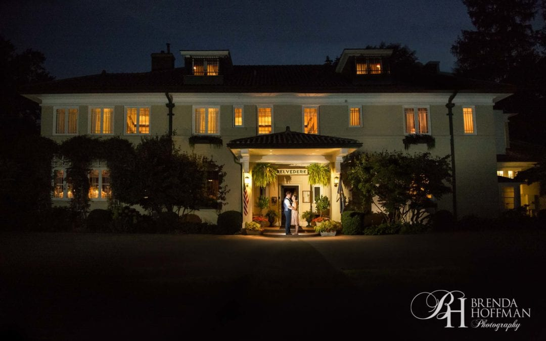 Belvedere Inn | Saugatuck MI Wedding