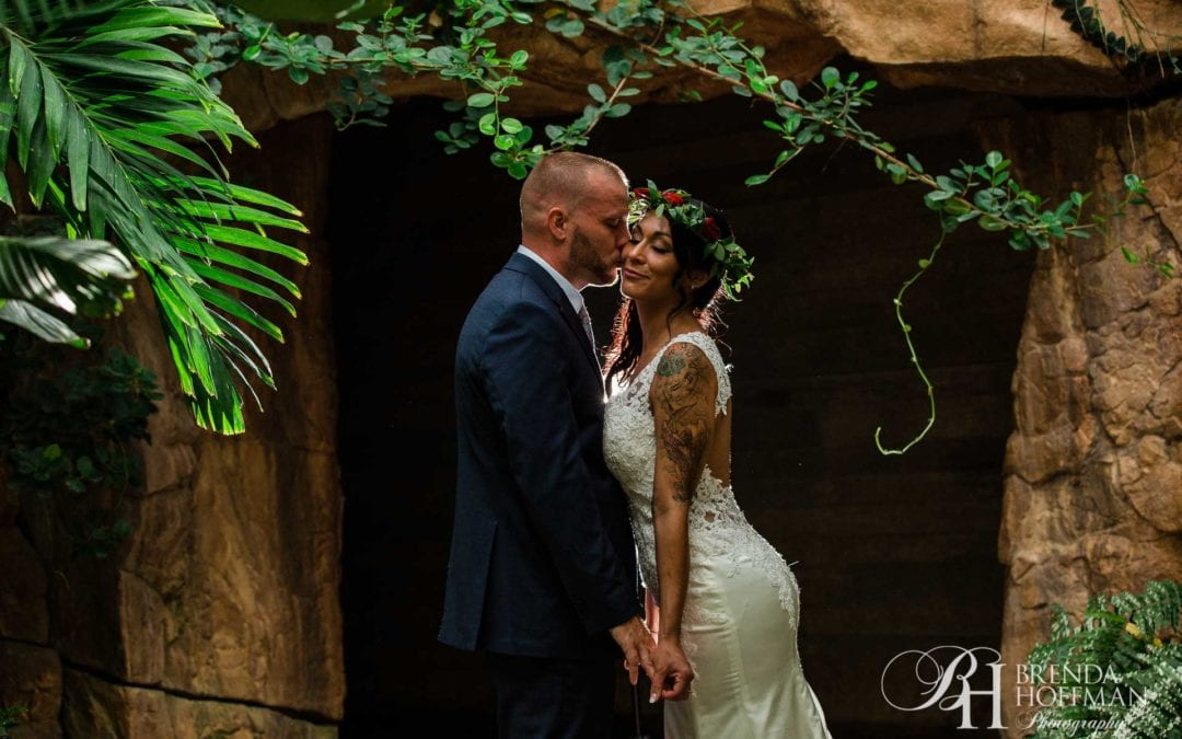 Frederik Meijer Gardens | The B.O.B. Eve Nightclub Wedding