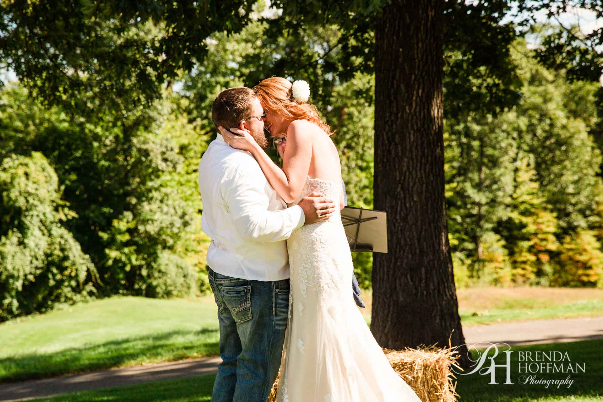 Grand Rapids MI Fall Barn Wedding 16