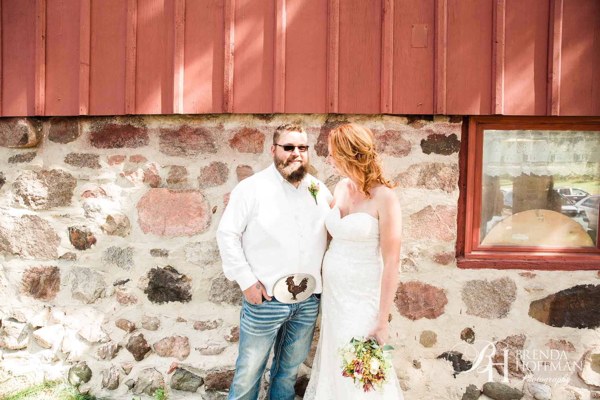 Grand Rapids MI Fall Barn Wedding 19