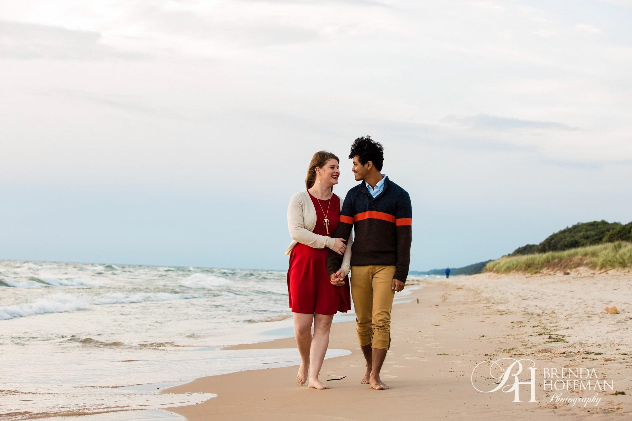Hoffmaster State Park Engagement 04