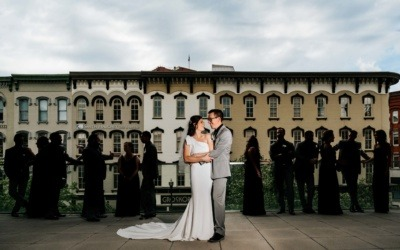 Grand Rapids Art Museum Wedding GRAM | Grand Rapids MI